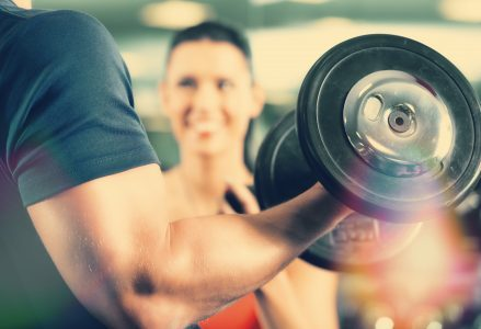 Your workout is more effective with a qualified, fitness expert, personal trainer.